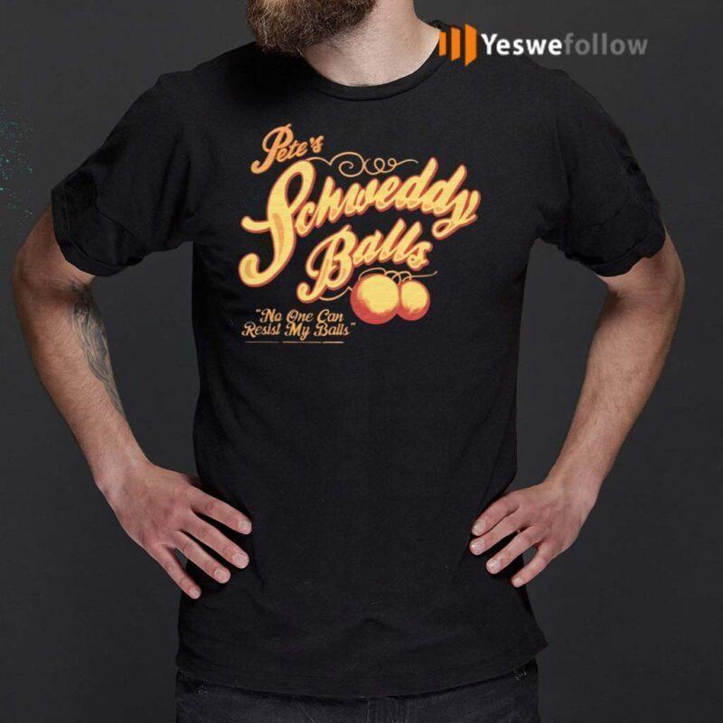 Pete's-Schweddy-Balls-Shirts