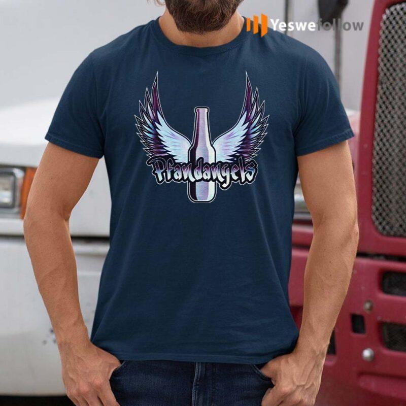 Pfandangels-t-shirt