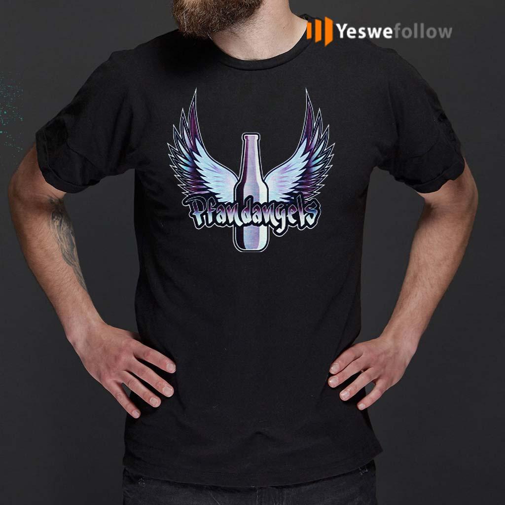 Pfandangels-t-shirts