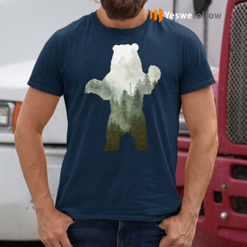 Preserve-and-Protect-Bear-Wildlife-T-Shirt
