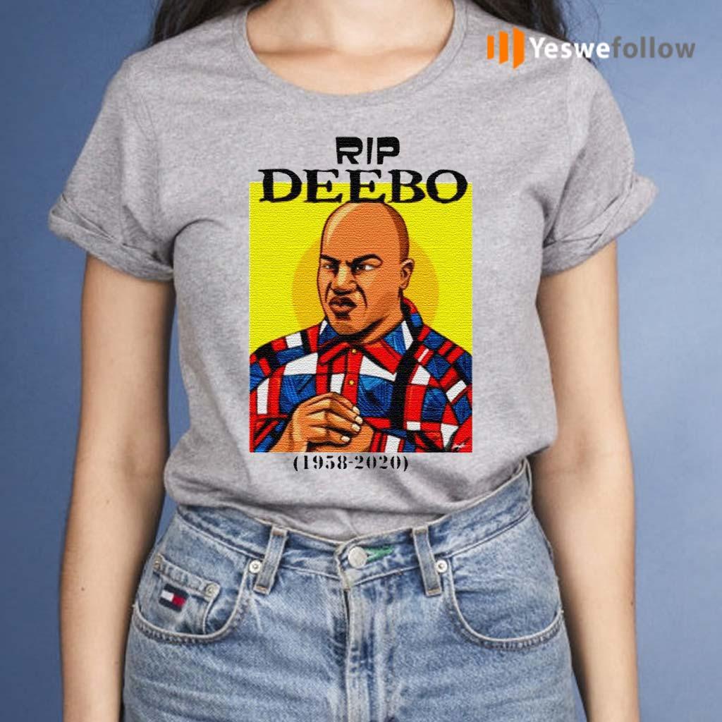Rip-Deebo-1958-2020-shirt