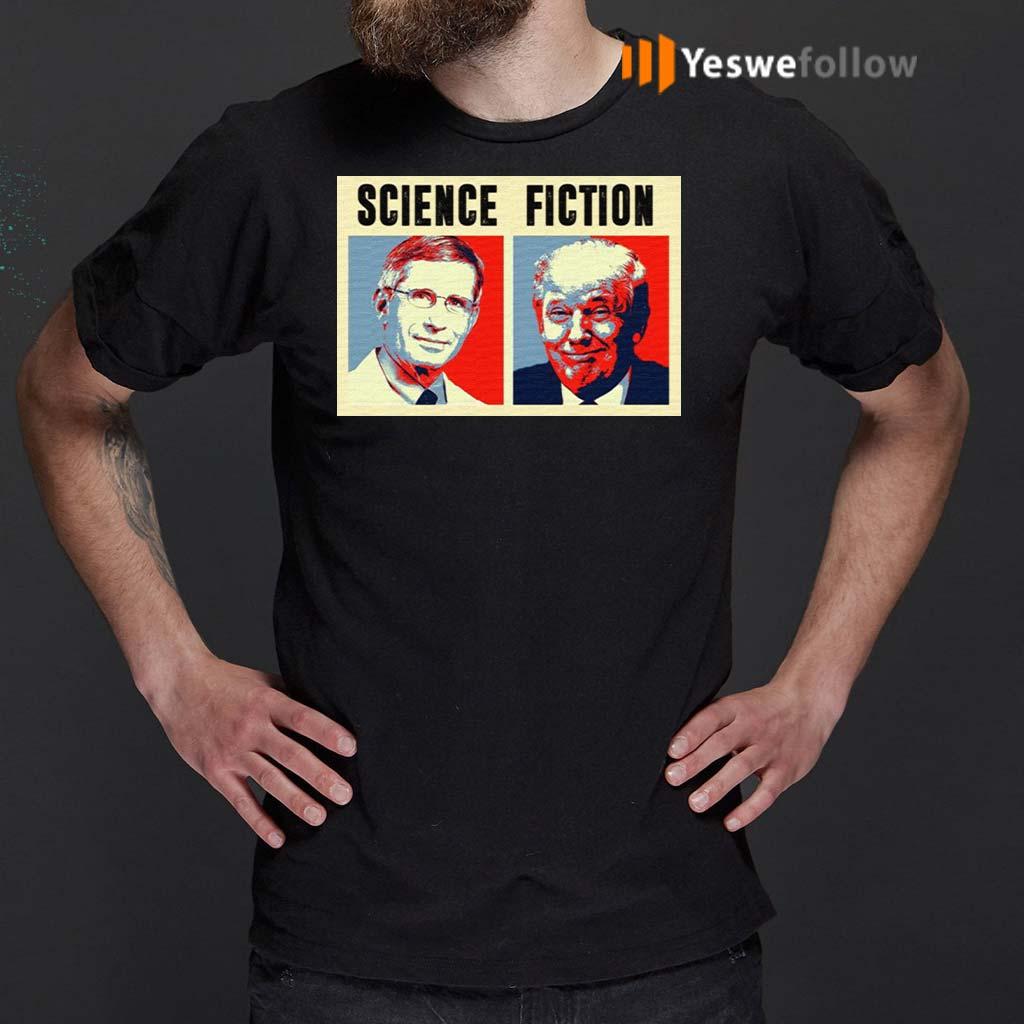 Science-Fiction-T-Shirt
