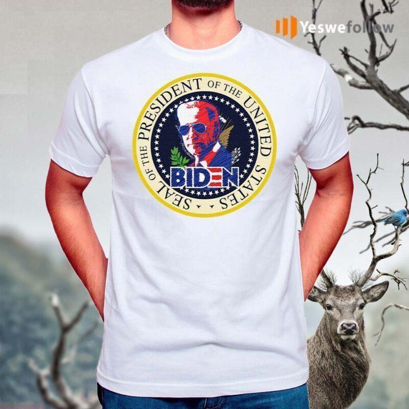 Seal-Of-The-President-Of-The-United-States-Joe-Biden-Shirt