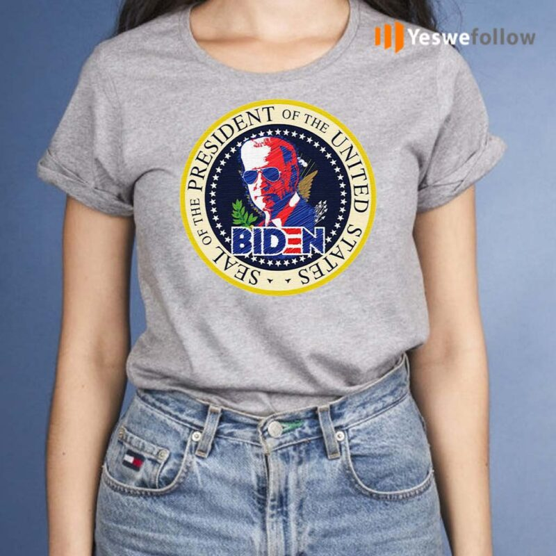 Seal-Of-The-President-Of-The-United-States-Joe-Biden-Shirts