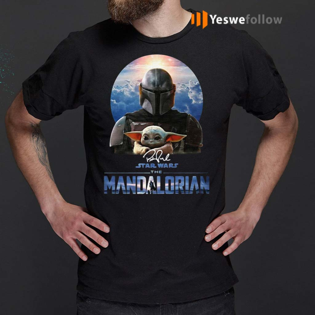 Star-Wars-The-Mandalorian-T-Shirt