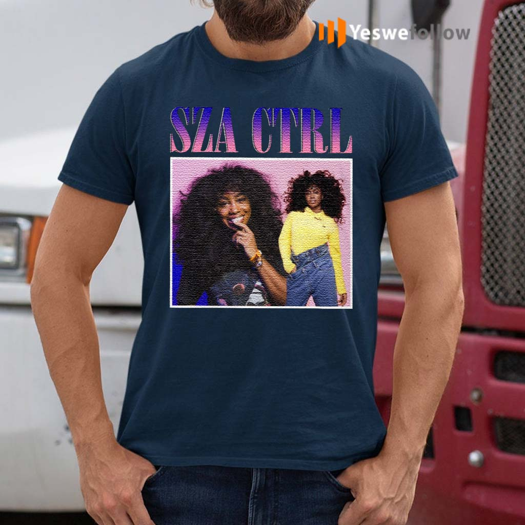 Sza-Ctrl-Shirt