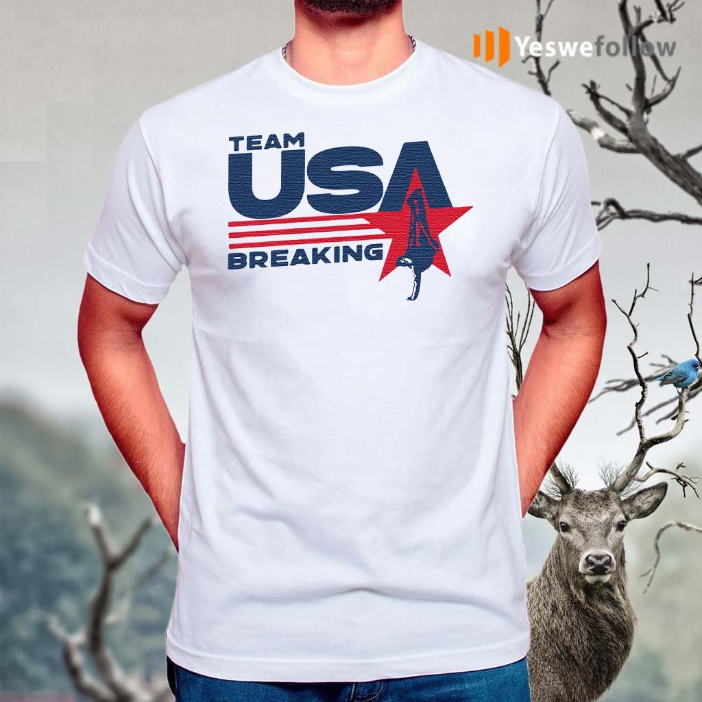 Team-USA-Breaking-Shirt