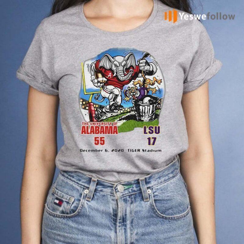 The-University-Of-Alabama-55-LSU-17-shirt