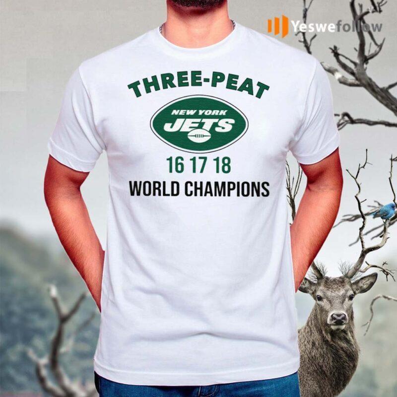 Three-Peat-New-York-Jets-Champions-Shirt