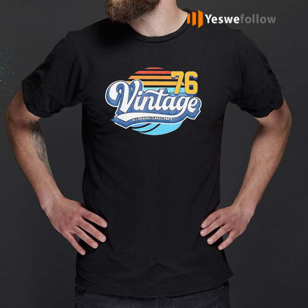 Vintage-all-original-classic-parts-76-shirt