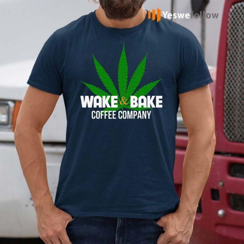 Wake-And-Bake-Coffee-Company-T-Shirt