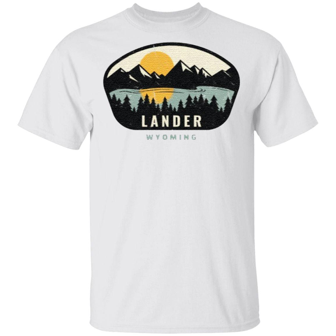 Lander Wyoming TShirt