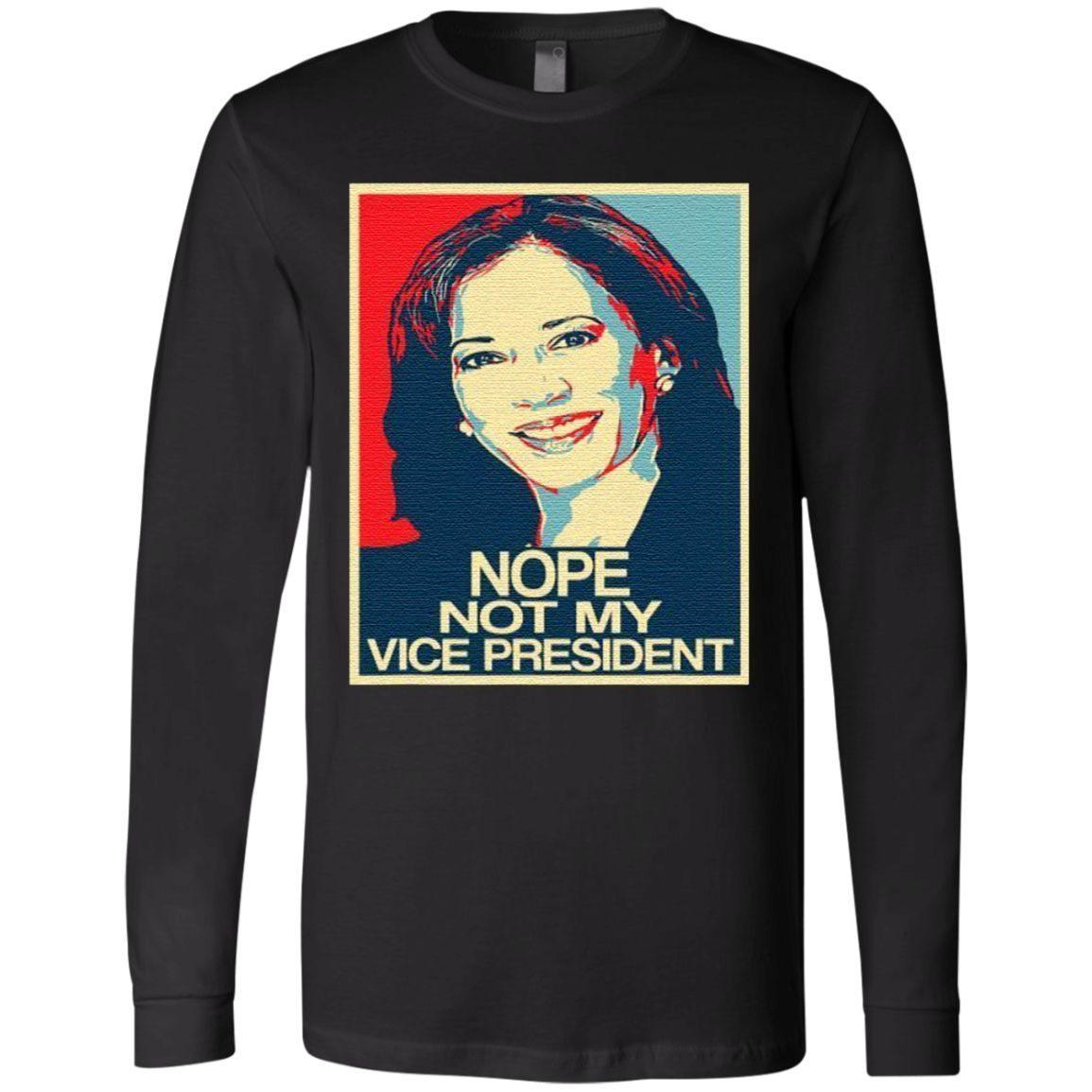 Anti Kamala Harris Not My Vice President 2020 T Shirt