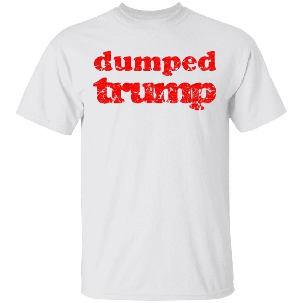 Biden Harris 2020 Dumped Trump T Shirt