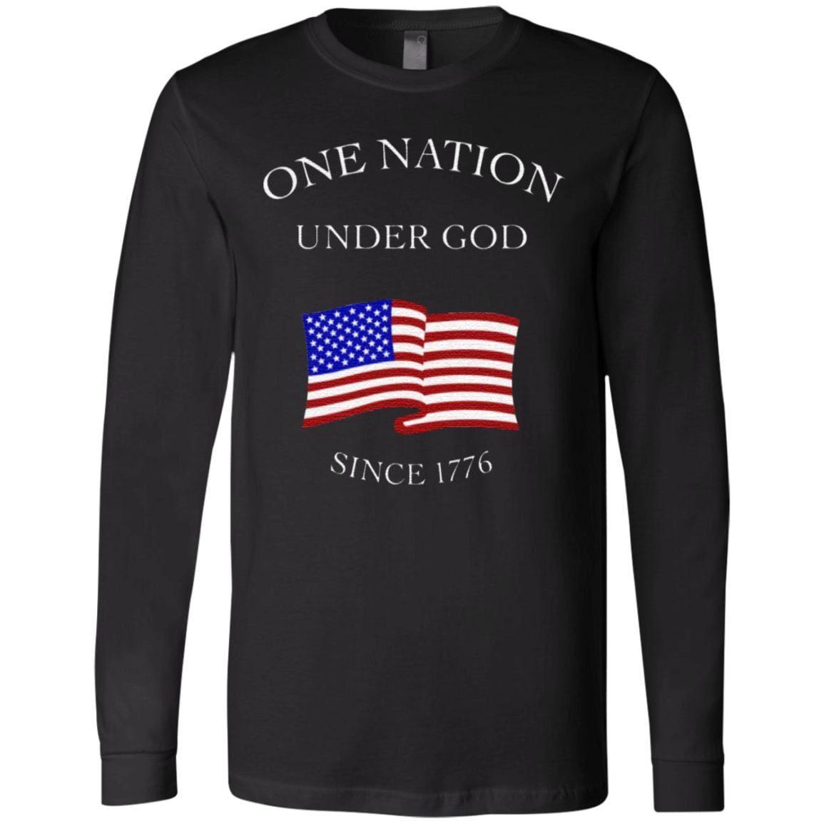 One Nation Under God Since 1776 T Shirt