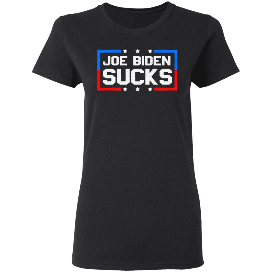 Joe Biden Sucks 2020 Anti Creepy Joe Donald Trump Republican Election T-shirt