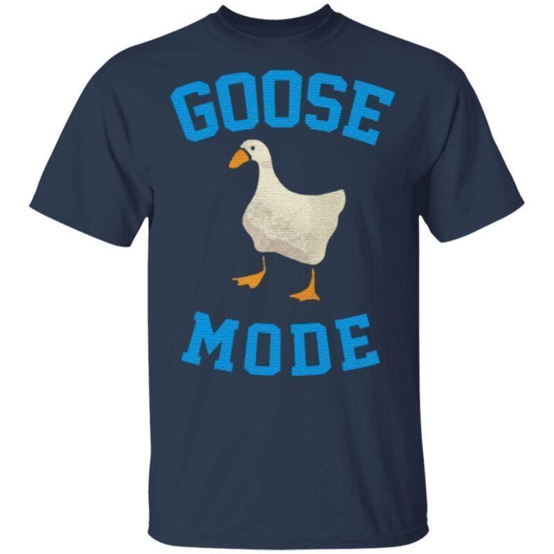 Goose Mode Duck T Shirt