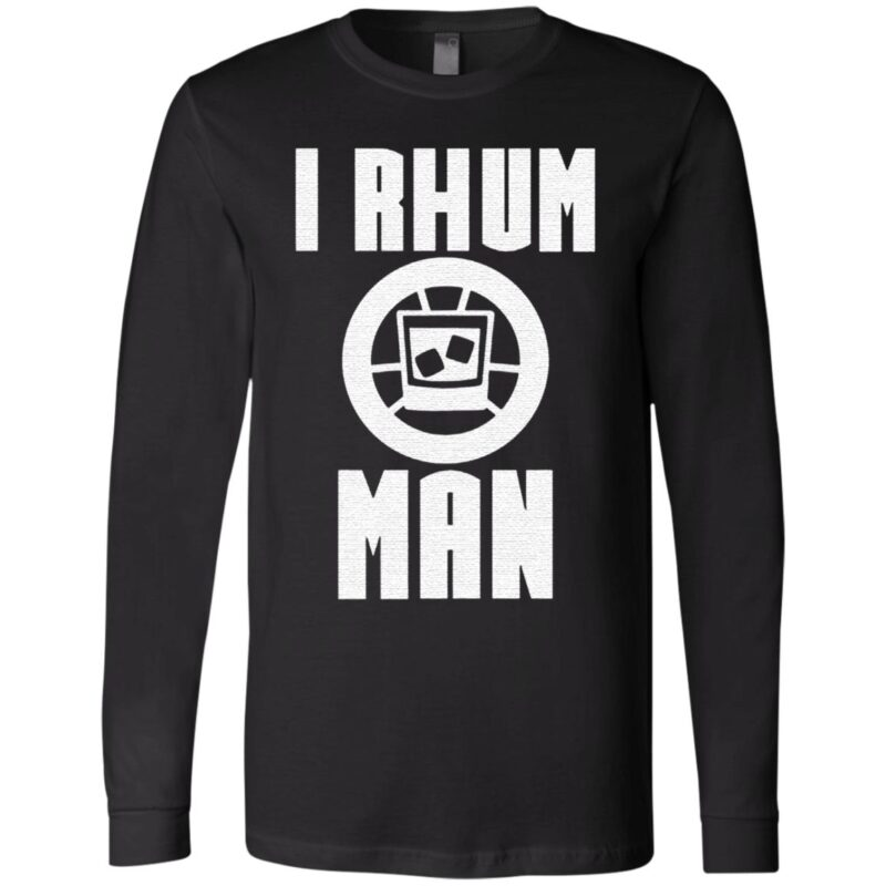 I Rhum Man T Shirt