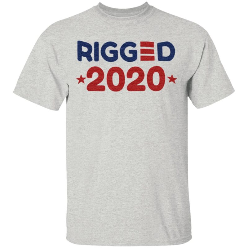 Rigged 2020 T Shirt