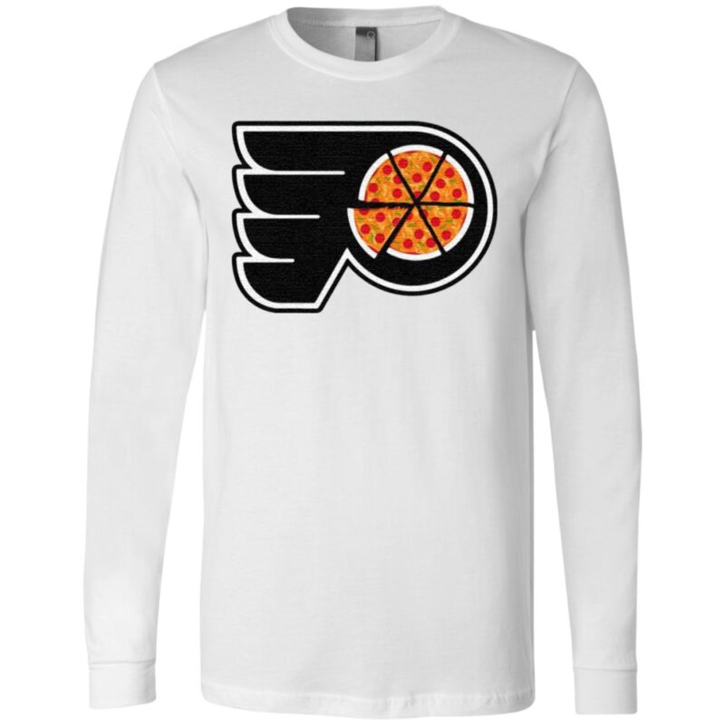 Philadelphia Flyers Pizza T Shirt