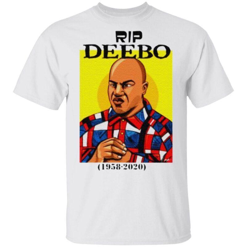 Rip Deebo 1958 2020 t shirt