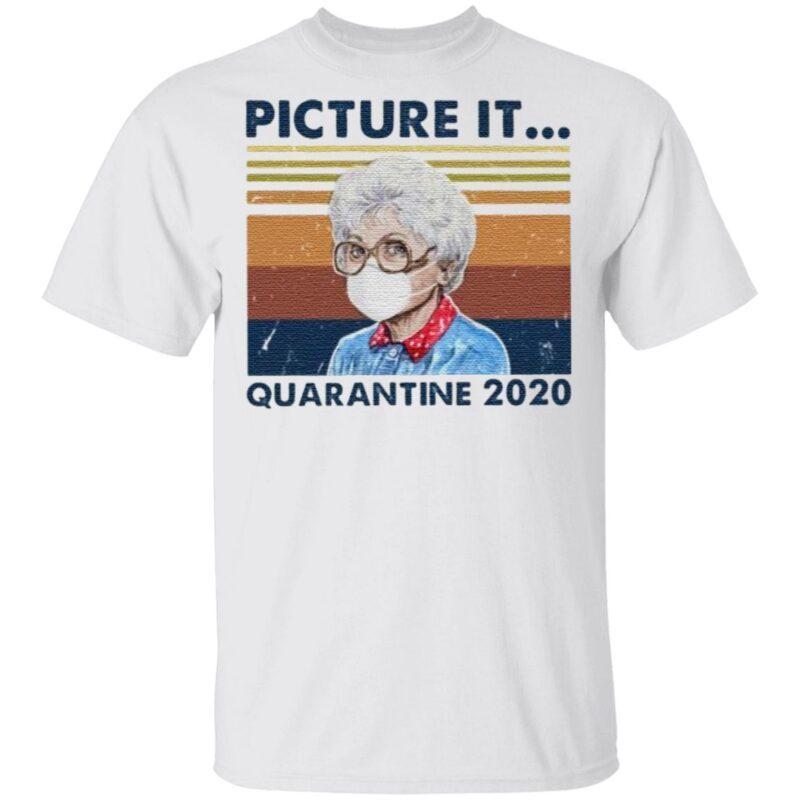 Sophia Petrillo picture it quarantine 2020 vintage t shirt