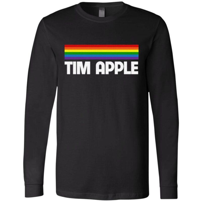 LGBT Pride Tim Apple T Shirt
