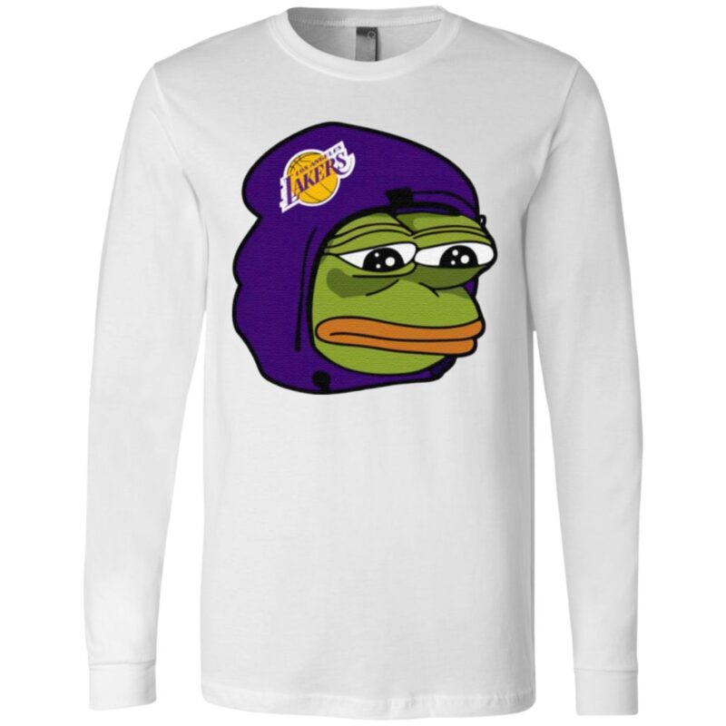Pepe The Frog Lakers T Shirt