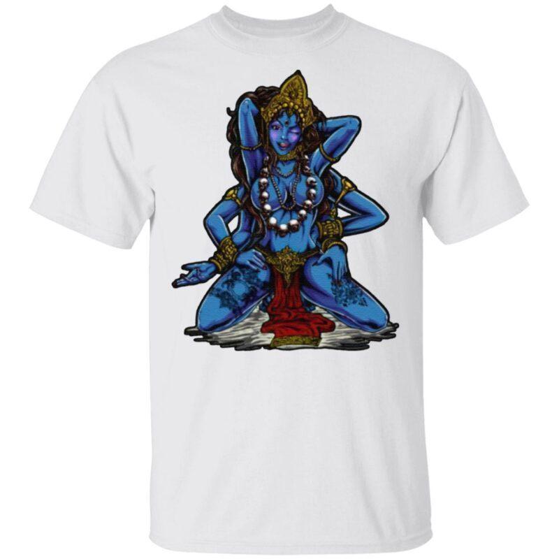 Lgbt Hindu Goddess Kali And Sita Hinduism T Shirt