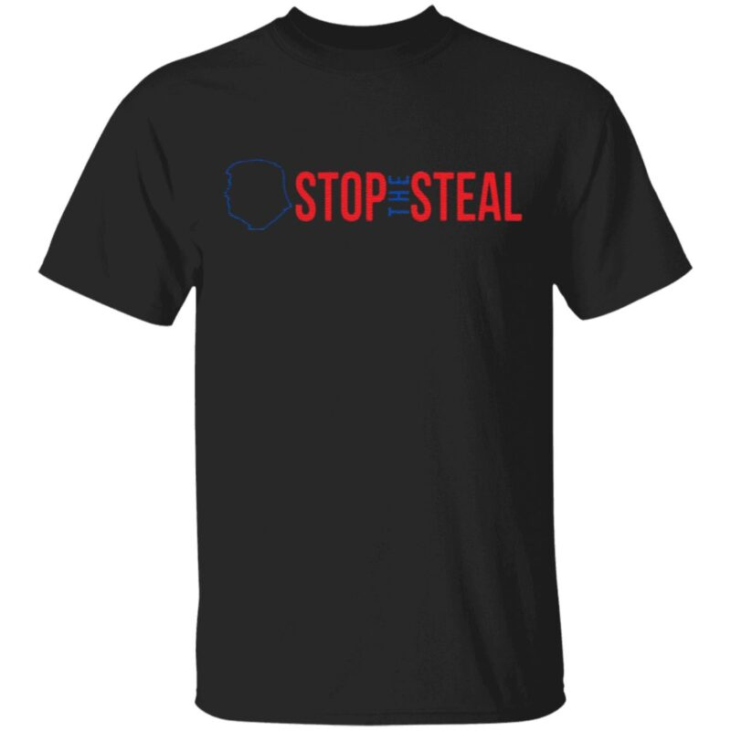 Donald Trump Stop The Steal T Shirt