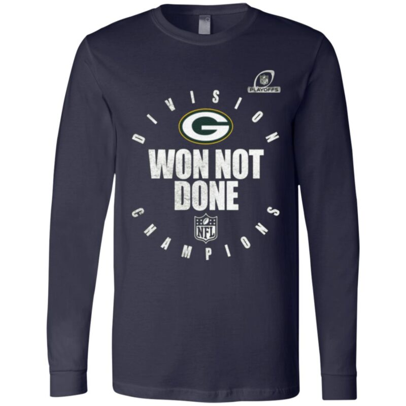 Packers NFC North Champions 2020 Won Not Don T Shirt