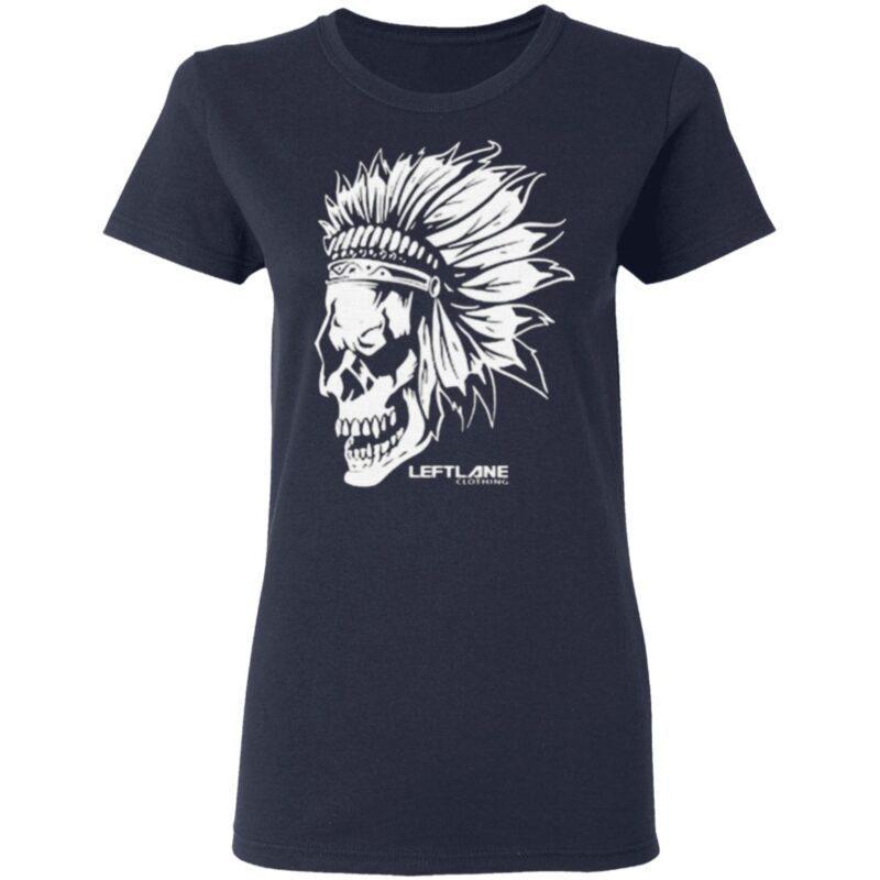 leftlane clothing t-shirt