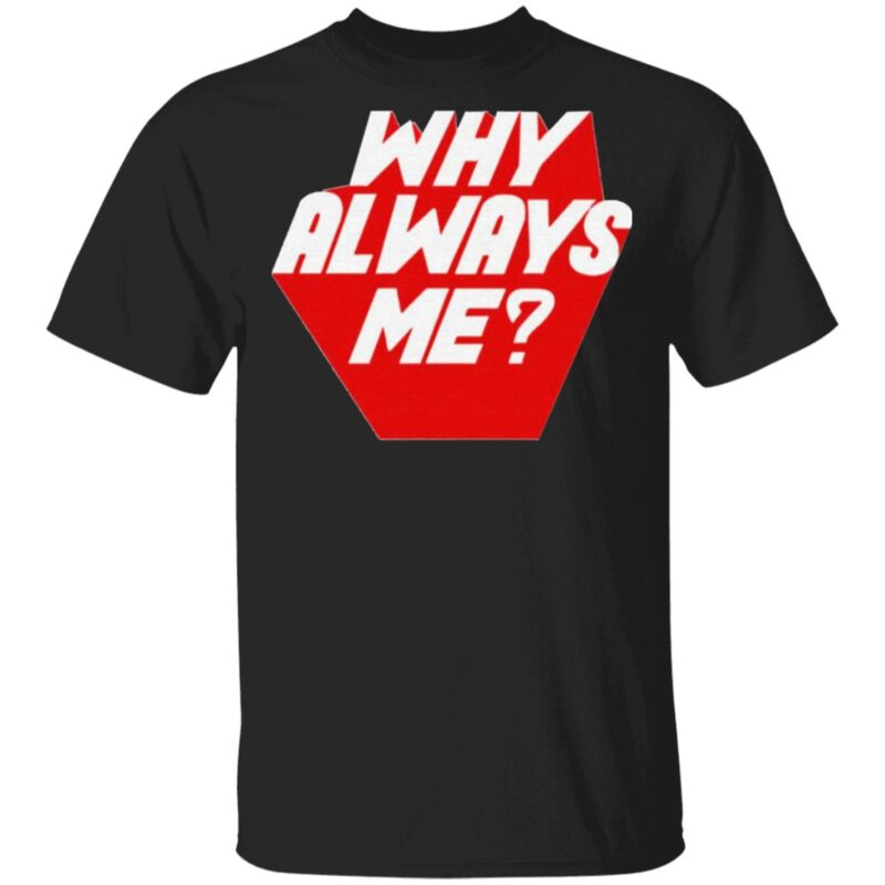 EXO Suho Inspired Why Always Me T Shirt