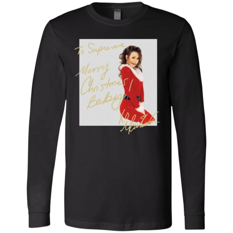 Supreme Mariah Carey T Shirt