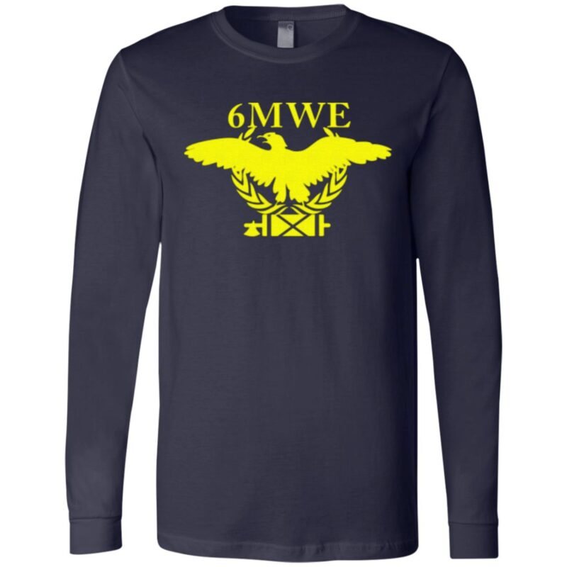 proud 6mwe t shirt