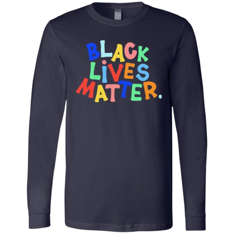 BLM We Can Not Go Back To Being Silent T Shirt