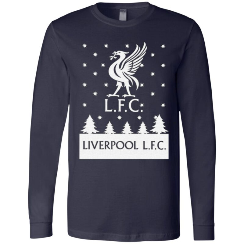 Liverpool Christmas T Shirt