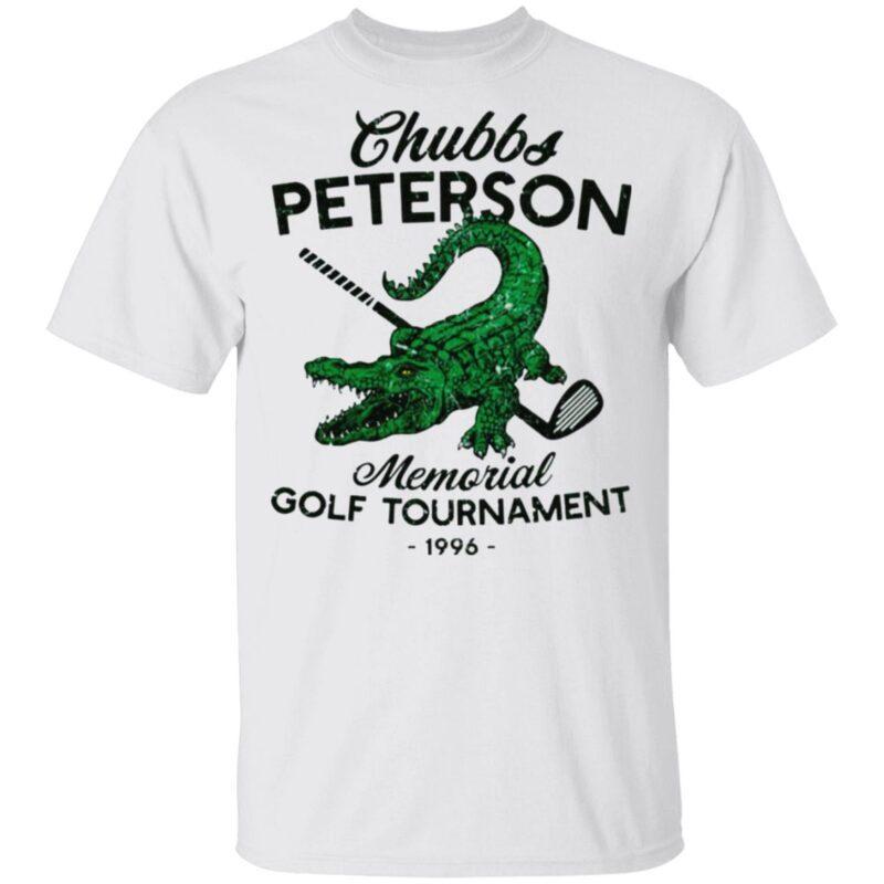 Chubbs Peterson Memorial Golf Tournament 1996 T Shirt
