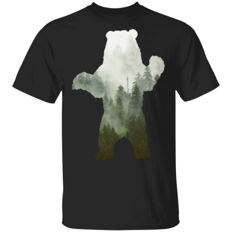 Preserve and Protect Bear Wildlife T-Shirt