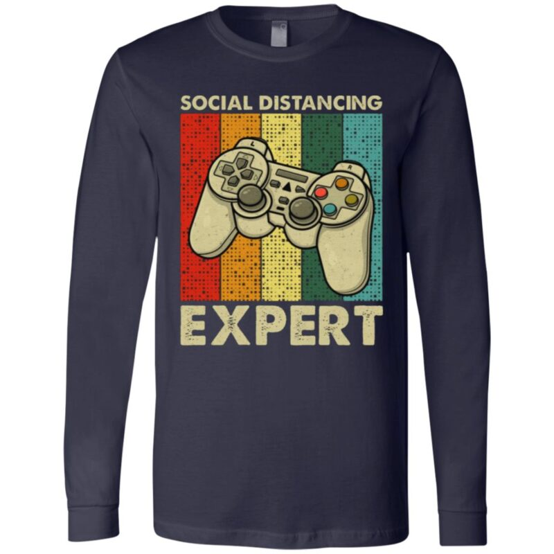 Social Distancing Expert TShirt