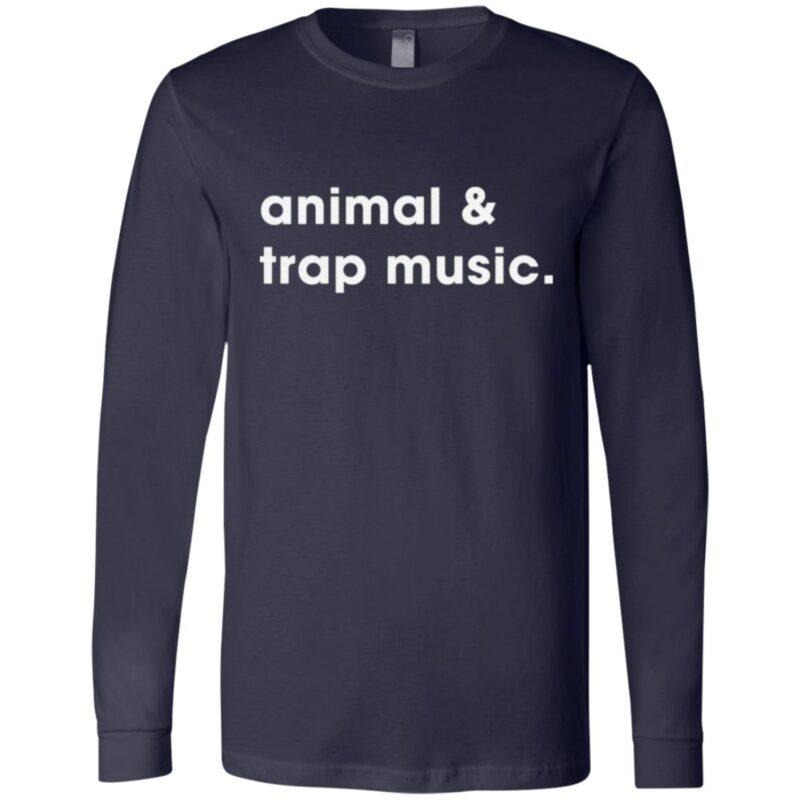 Anime And Trap Music Edm Inspired Shirt