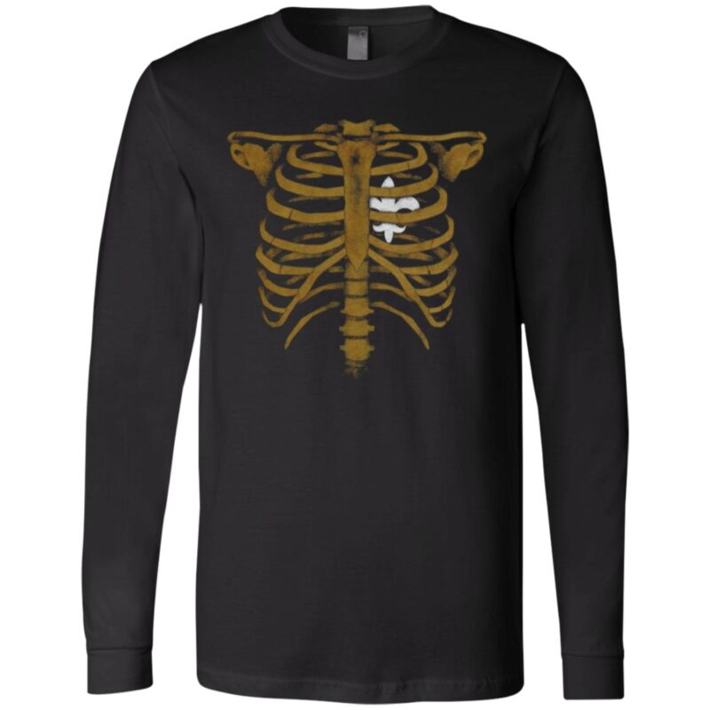 Brees X-Ray New Orleans Saints NFL T Shirt
