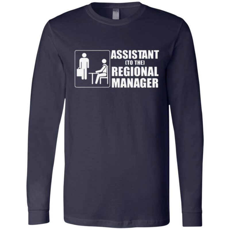 Assistant To The Regional Manager T Shirt