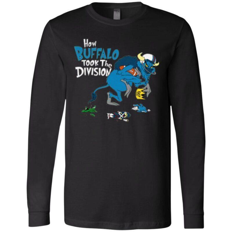 Buffalo Vol 8 How Buffalo Took The Division T Shirt