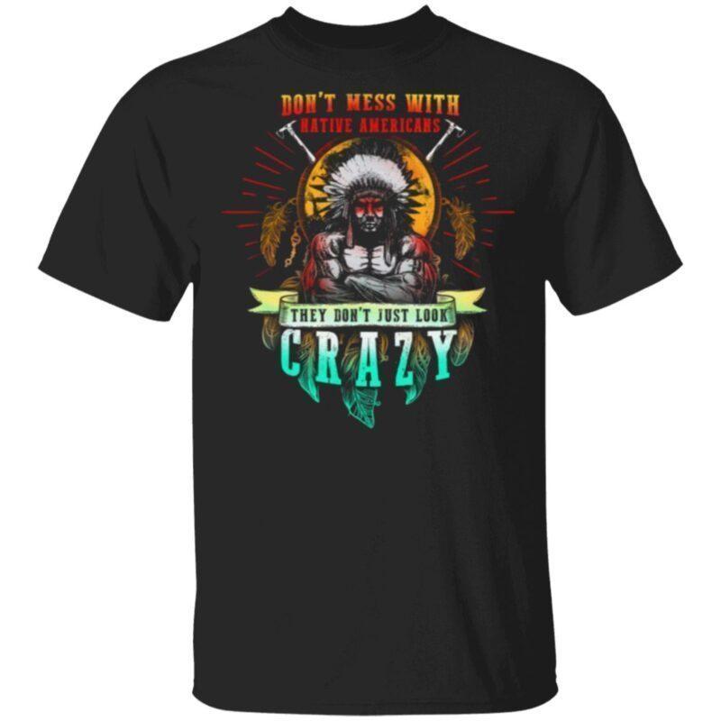Native American Indian T Shirt
