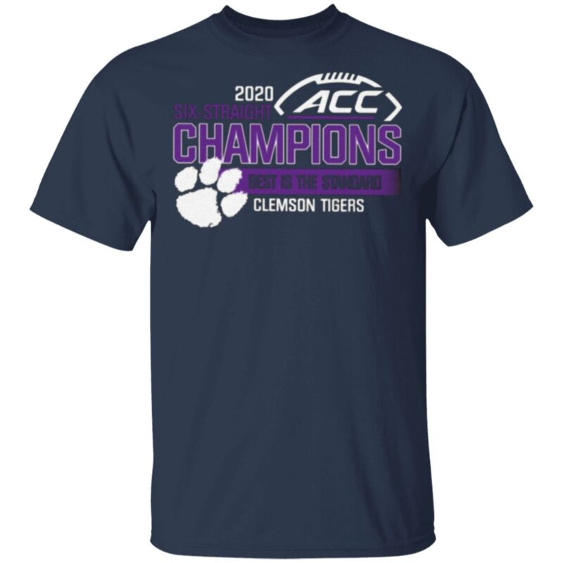 Clemson Acc Championship 2020 T Shirt
