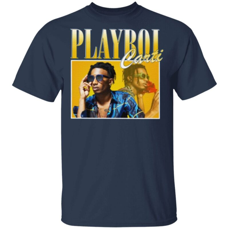 Playboi Carti T Shirt