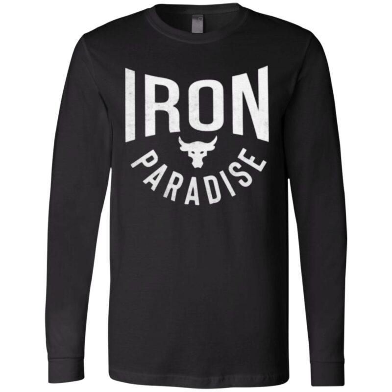 Iron Paradise T Shirt