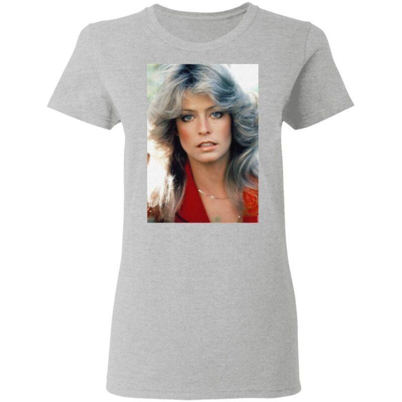 Orlando Brown Farrah Fawcett T Shirt