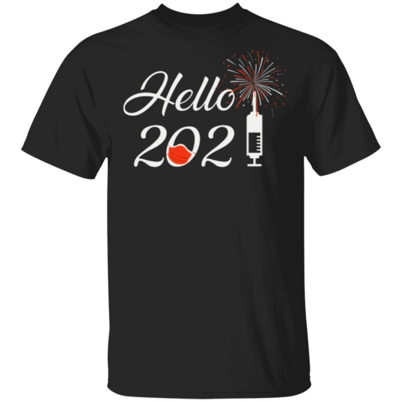 Hello 2021 T-Shirt